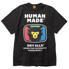 Human Made T-Shirt #1711 Black, T-Shirts
