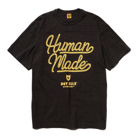 Human Made T-Shirt #1822 Black, T-Shirts