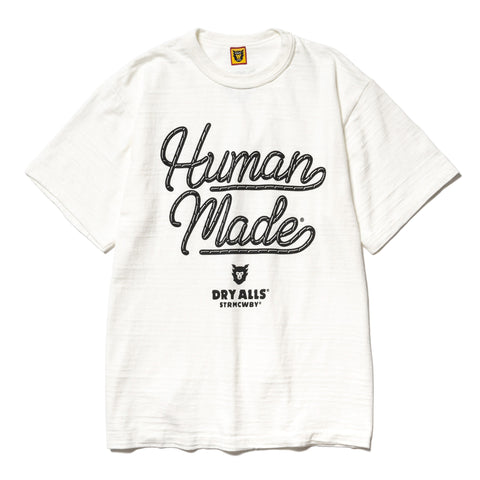 Human Made T-Shirt #1822 White, T-Shirts