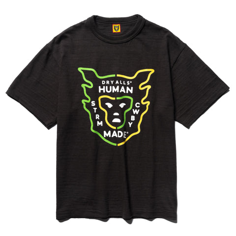 Human Made T-Shirt #1904 Black, T-Shirts