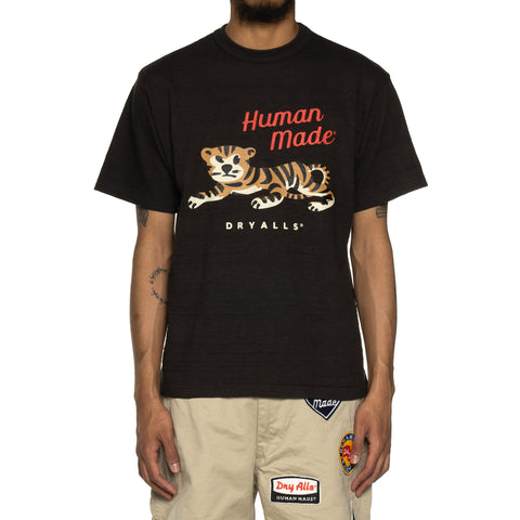 Human Made T-Shirt #1910 Black, T-Shirts