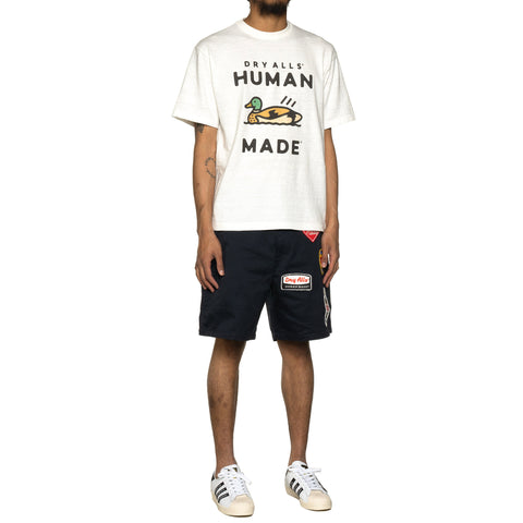 Human Made T-Shirt #1911 White, T-Shirts