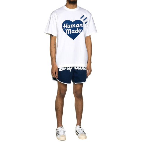 Human Made T-Shirt #1920 White, T-Shirts