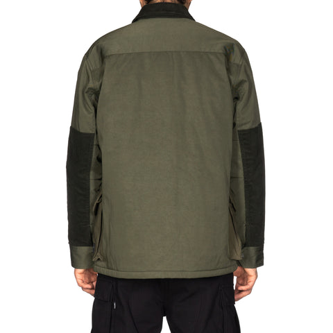 HAVEN Combat Jacket - Primaloft® Nylon Olive, Outerwear