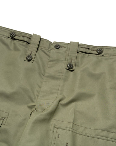 JUNYA WATANABE MAN Cargo Flight Pant Olive, Bottoms