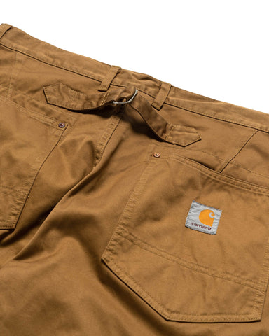 JUNYA WATANABE MAN eYe x Carhartt Carpenter Pant Beige, Bottoms
