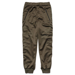 KAPITAL MA-1 Jersey Army Sweat Pants Khaki, Bottoms