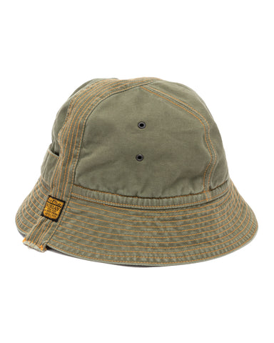 Kapital Chino RADIO Hat Khaki, Headwear