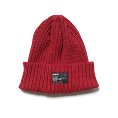 HAVEN Wool Knit Cap Red