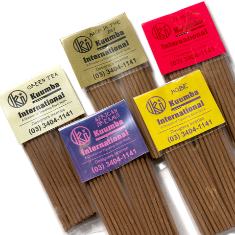 Mini Incense Assorted