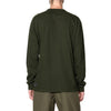 HAVEN L/S T-Shirt - Garment Dyed Jersey Spruce, T-Shirts
