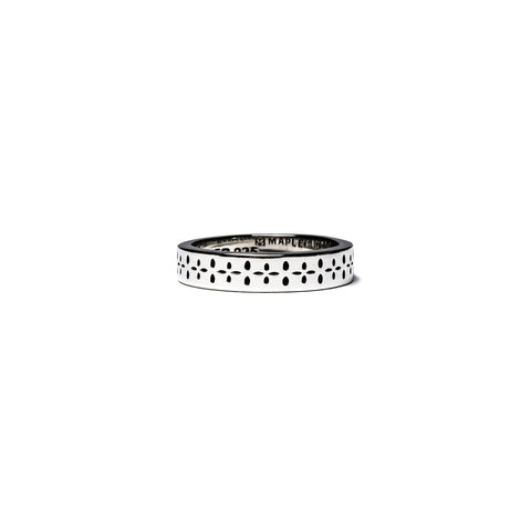 MAPLE Bandana Ring Silver .925, Accessories