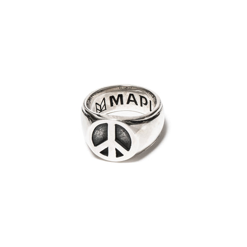 MAPLE Peace Ring Silver 925, Accessories
