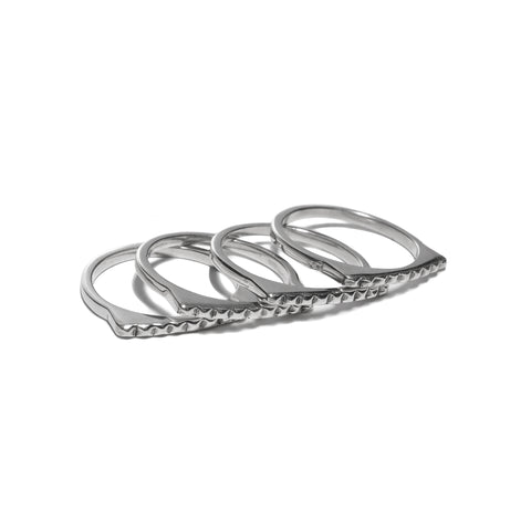 MAPLE Stackable Ring Silver .925, Accessories