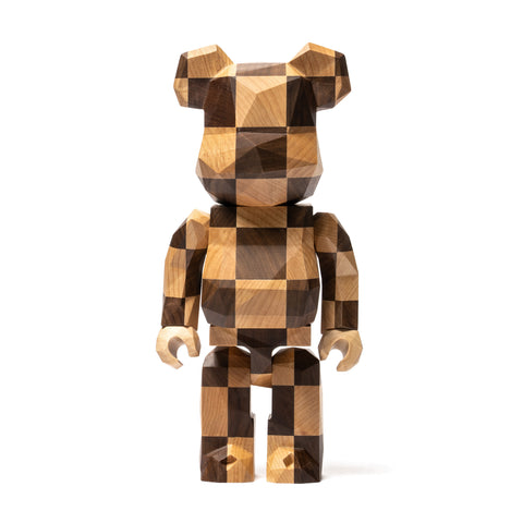 Medicom BE@RBRICK Karimoku x Fragment Polygon Chess 400%, Home Goods