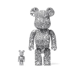Medicom BE@RBRICK Keith Haring #4 100% + 400%, Home Goods