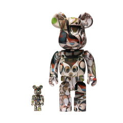 Medicom BE@RBRICK Phil Frost 100% + 400%, Home Goods