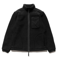 HAVEN Military Fleece Jacket - Polartec® Black, Jackets