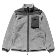 HAVEN Military Fleece Jacket - Polartec® Gray, Jackets