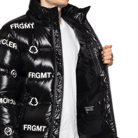 Moncler Genius 7 Moncler Fragment Mayconne Bomber Black, Outerwear