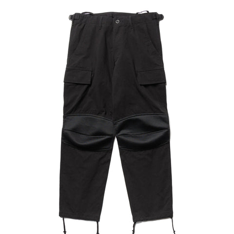 Mountain Research Cargo Pants Black, Bottoms