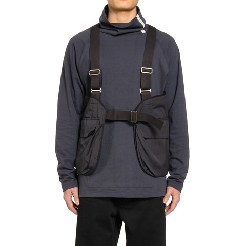 Mountain Research H.P. Vest Cool Gray, Outerwear