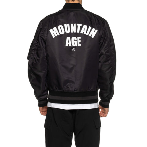 Mountain Research MA-1 (Light) Black, Outerwear