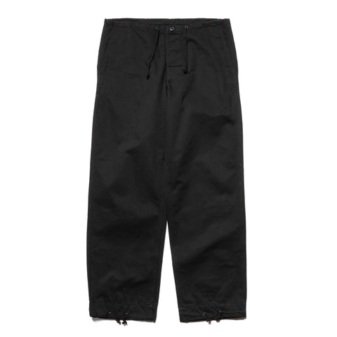 Mountain Research Overpants Black, Bottoms