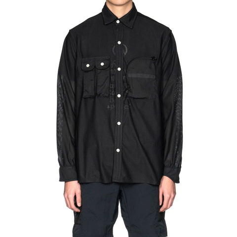 Mountain Research Phishing Shirt Black, Tops
