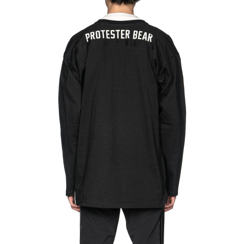 Mountain Research Protester Jersey Black, Tops