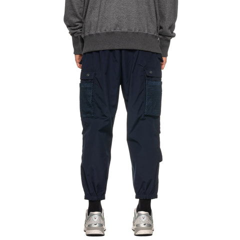 Mountain Research Snow Pants Navy, Bottoms