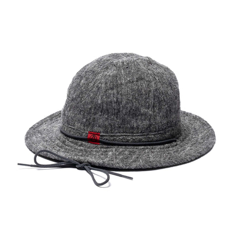 Mountain Research Terry Hat Gray, Headwear