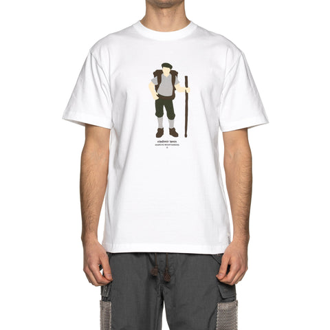 Mountain Research VLADIMIR (Mountain Man(s)) Tee White, T-Shirts
