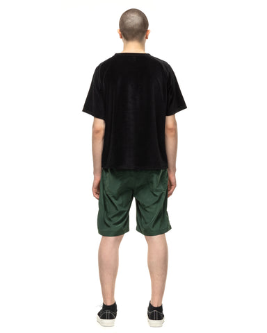 Needles Basketballl Short - Poly Cloth Green, Bottoms