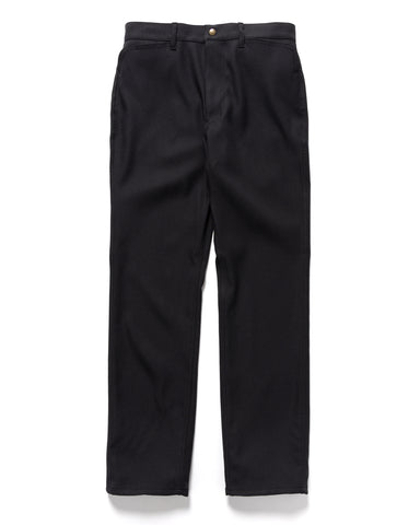 Needles Slim Jean - Poly Twill Black, Bottoms