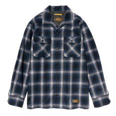 NEIGHBORHOOD B&C / W-Shirt . LS Blue, Shirts