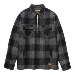 NEIGHBORHOOD P.O. Block / WE-Shirt . LS Black, Tops