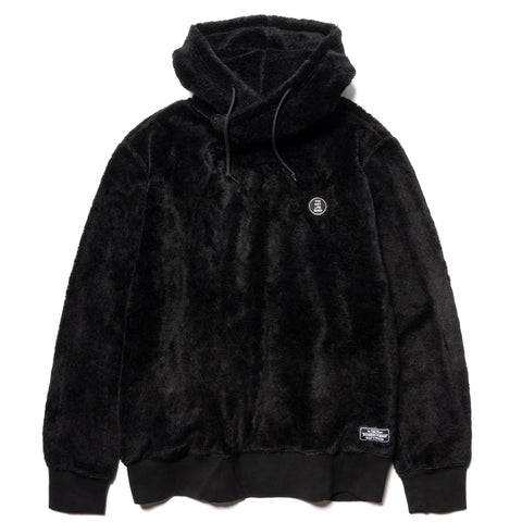 NEIGHBORHOOD Polar / A-Hooded . LS Black, Sweaters
