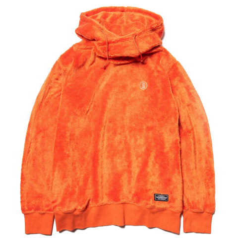 NEIGHBORHOOD Polar / A-Hooded . LS Orange, Sweaters
