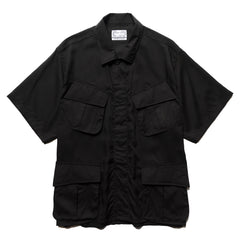 NEXUSVII Jungle Fatigue S/S Shirt Black, Shirts