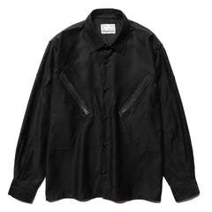 NEXUSVII K-2 L/S Shirt Black, Shirts