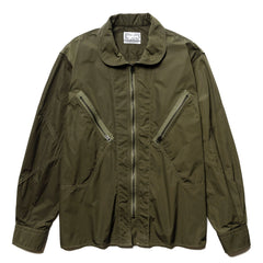 NEXUSVII K-2 NYLON Jacket Olive, Outerwear