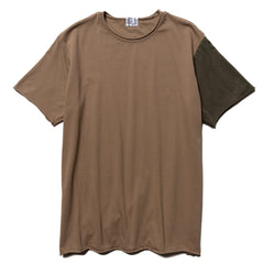 W-Face T-Shirt Taupe