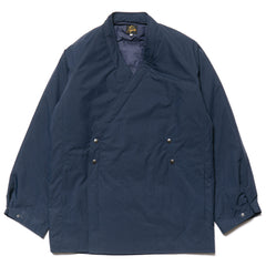 Needles Down Samue Jacket Poly Ripstop Navy