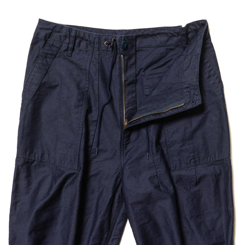 Needles H.D. Pant - Fatigue Navy, Bottoms