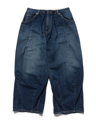 Needles H.D. Pant - Jean / 12oz Denim Indigo, Bottoms