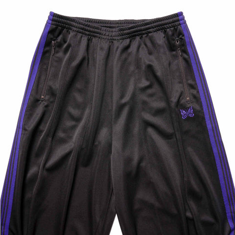 Needles H.D. Track Pant - Poly Smooth Charcoal, Bottoms