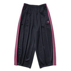 Needles H.D. Track Pant - Poly Smooth Navy, Bottoms