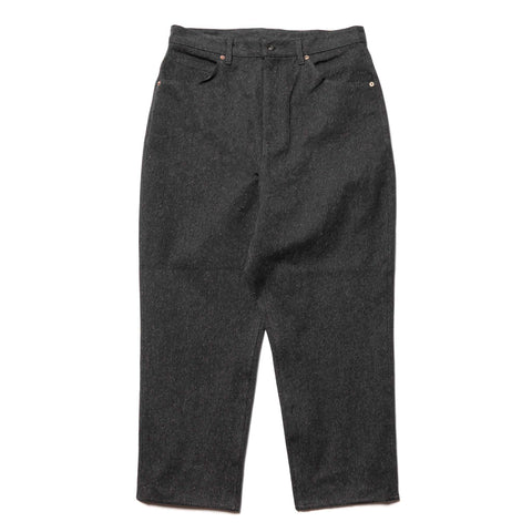 Needles Peg-Top Jean Pant - Nep Twill Dark Green, Bottoms