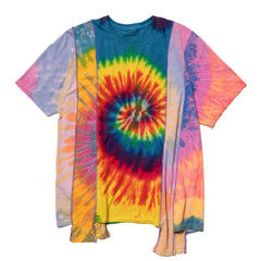Needles Rebuild by Needles 5 Cuts S/S Tee - Tie Dye Assorted, Tops